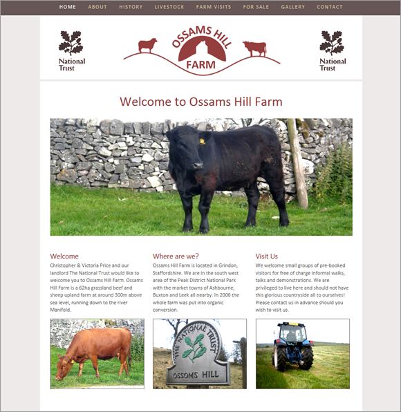 ossams-hill-farm-website