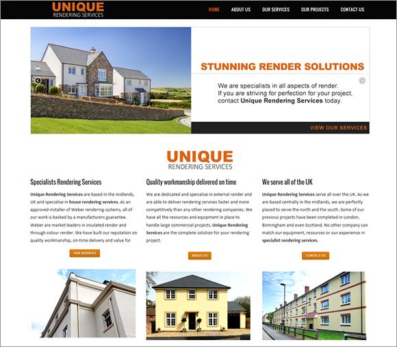 unique-website